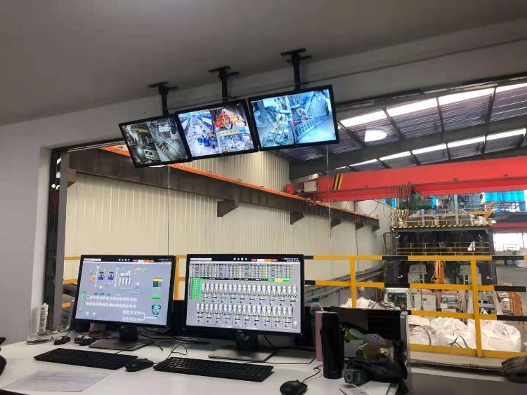 江西博丰自动化生产线
